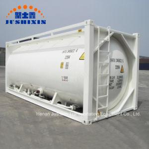 40FT 20FT 22.5/29/29,5CBM ISO do carvão/pó de cimento a granel contentor