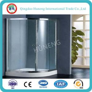 Baño completo cuarto de ducha de vidrio/cabina de ducha