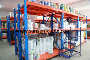 UL1015 1007 VDE H05V-K NBR9117 fios elétricos de cobre