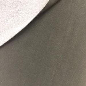 Пространство PU кожаных материалов для сандалии спортивной обуви решений HW-1746