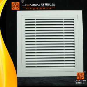 HVACシステムのほとんどの普及したアルミニウムリターン空気グリル