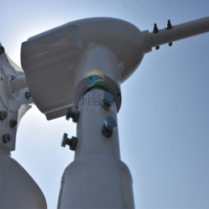 600W 24V de Turbine van de Wind met het Controlemechanisme en de Omschakelaar van de Last