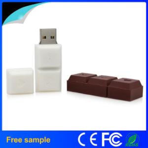 Любовь сувенирный шоколад образный ПВХ USB флэш-диск для поощрения