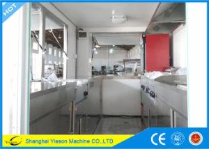 Ys-Fb390стеклянной панели Re-Enforced Foodtruck Ван предприятий общественного питания