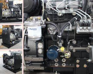 Super Silent дизельных генераторных установках 80квт 100 ква