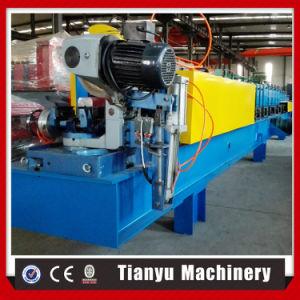 Le coude du tuyau de descente descente machine à profiler en aluminium