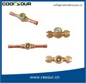 Venta de fábrica Coolsour Refrigerationfitting Mirilla, accesorios de refrigeración