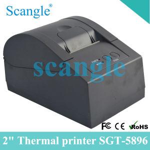 58mm de MiniPOS Printer Sgt5896 van het Etiket USB van de Printer van het Ontvangstbewijs