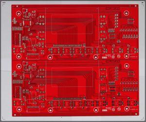 RoHS (S022)の6層のプリント基板