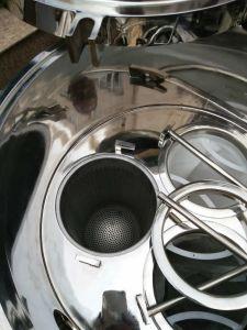 Grande capacidade da carcaça do filtro de mangas múltiplos