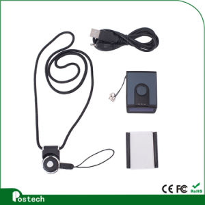 1d het Werk van de Scanner van de Streepjescode van de Laser van Bluetooth met iPhone iPad voor Kleinhandels en Pakhuis