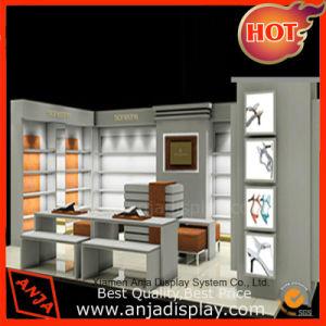 Le commerce de détail de produits cosmétiques Système d'affichage POS Magasin de meubles en bois d'affichage cosmétique