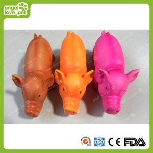 Hundespielzeug, Schwein-Latex-Spielzeug, Haustier-Spielzeug
