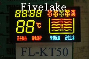 Affichage LED du panneau personnalisé pour chauffe-eau électrique (AC50)