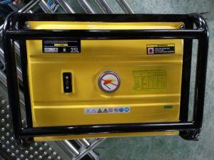 3kw Inicio generator generador de gasolina y al aire libre para el hogar y alimentación (SV3800)
