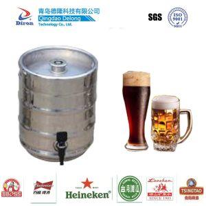 SUS Fresh-Keeping cerveza de barril, la tecla (10 L)
