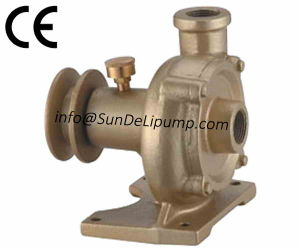 타이란드 Market를 위한 원심 Cast Iron Marine Sea Water Pump