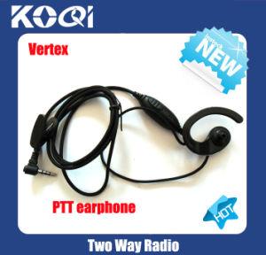 Casque radio à deux voies durables pour les Radios Vx-168 Vx-228 Vx-230