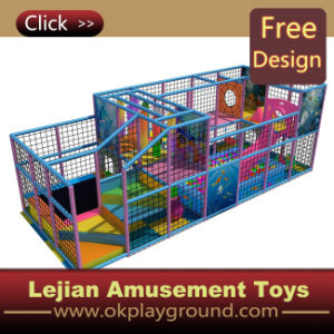 2016 Ce soft de la grande piscine de loisirs de l'équipement de terrain de jeu (ST1404-5)