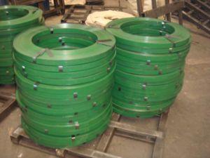 Стальные Strapping (окрашены в черный и зеленый сменялись и вощеная) (УДАЧИ LEE)