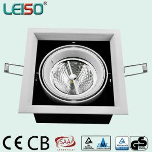 LED de 15W RA111 LED luminária de baixar as 1000lm