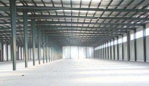 Estructura de acero de bajo coste Almacén (BYSS121807)