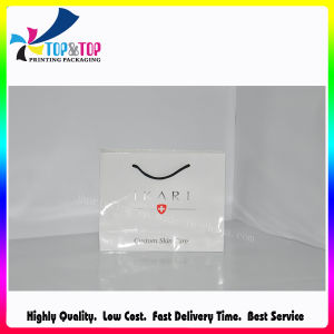 Sacco bianco pieno/sacco di Skincare Bag/Paper Bag/Cosmetic