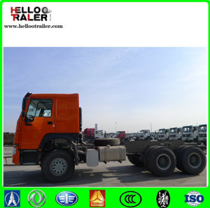 Hot Sale Sinotruk HOWO 6X4 336HP Euro2 Chassis Trator Truck com grande desconto