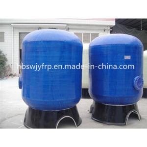 Os tanques de plástico reforçado para tratamento de água