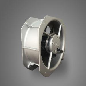 230V preto 225x225x80mm ventiladores axiais de preço competitivo (FJ22082MAB)