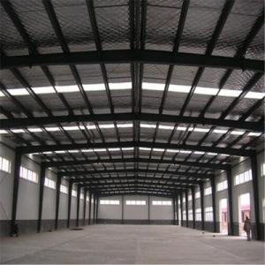 Сборные стальные конструкции современных Indulated освещения модульные металлический склад