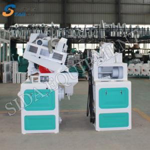 Utiliser de petits agriculteurs Husk décortiqueuse de riz de prix des machines