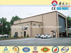Edificios de la estructura de acero de China para usted (SS-16143)