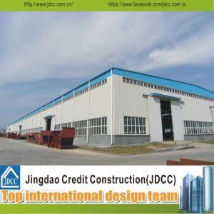 Estructura de acero de la luz de la calidad de acero con aislamiento de edificios