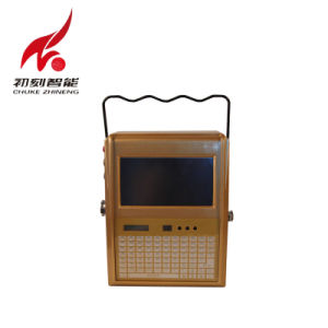 Electircの携帯用日付およびナンバープレートのマーキング機械