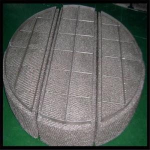 304ss Tecidos de malha de eliminadores de névoa de óleo