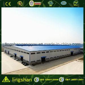 Мастерская конструкции большой пяди Pre-Fabricated стальная (LS-SS-001)