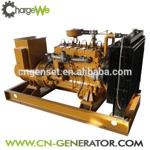 Connecteur 50kw générateur de biogaz de contact avec l'ISO