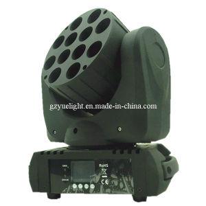 クリー語LED 10W 4in1*12PCS Beam Moving Head