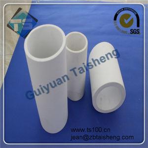 Rivestimento di ceramica del tubo dell'allumina resistente all'uso (tubo)