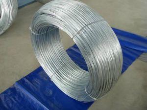 Filo di acciaio galvanizzato ad alta resistenza