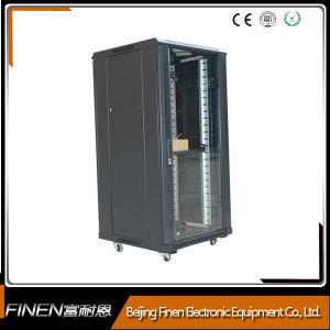 19-дюймовый стекла статив сети сетевой сервер для установки в стойку