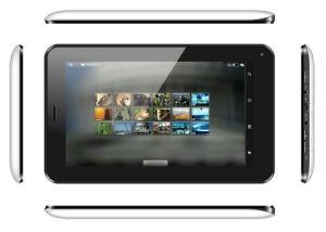 Tablet PC de 7 pulgadas con 2g de llamar, Cámara, WiFi (M02)