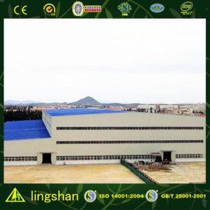Pre-Fabricated стальная мастерская (LS-S-103)