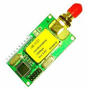 O módulo de RF sem fios com potência de saída de 50MW, módulo transceptor RF sem Fios UHF-1021 FC