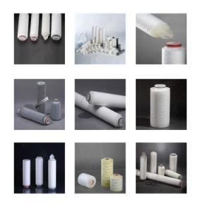 La filtración de utilidades Sterilizing-Grade Pes cartuchos de filtro para el vino y cerveza