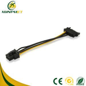 Портативная 4-проводной кабель периферийных устройств PCI адаптер питания