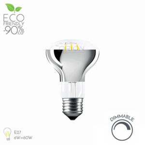 Lámpara Vintage fabricante profesional E27 8W LED Lámpara de Edison