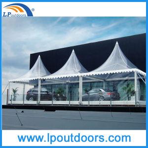 festa nuziale Marquee Pagoda Tent di 5X5m Transparent