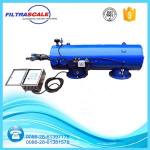 Автоматическая Backwashing водяной фильтр для промышленного